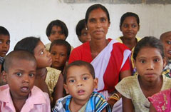 Partnerships and Opportunities to Strengthen and Harmonize Actions for Nutrition in India (POSHAN)