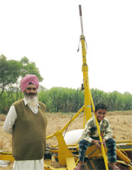 Cereal System Initiative for South Asia (CSISA)