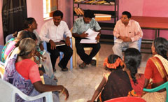 Extending Information to Farmers: Case Studies in India