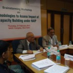 Assessing Capacity Building Impacts