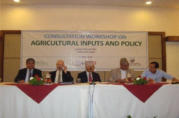 Boosting Agricultural Productivity in Nepal