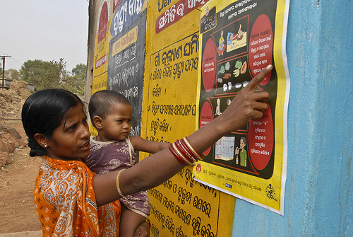 POSHAN Explores Multisectoral Approaches for Improving Nutrition in India