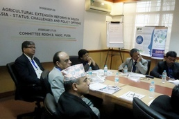 Extension System Reforms in South Asia