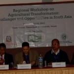 Keeping Agriculture Productive Amid a Changing Climate in Nepal