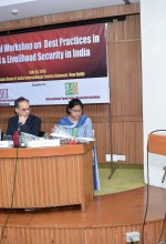 Best Practices in Food and Livelihood Security in India