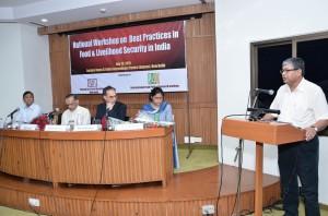 Delegates at the CSD-IFPRI workshop, New Delhi