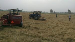 Agriculture Machinery, Zamindara Farmsolutions,  Fazilka, Punjab. Source: Sunil Saroj, IFPRI