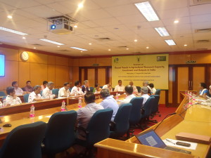 IFPRI -NAARM workshop in Delhi